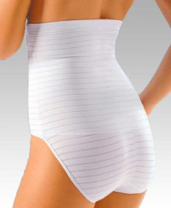 Mutande contenitive vita alta Perfect Body by Damart® - Bianco