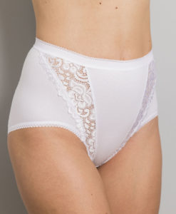 Set di 3 slip maxi assortiti - Bianco